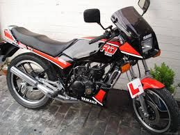 Image result for Yamaha rd 125