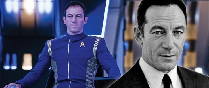 Jason Isaacs Talks Discovery Genre Roles & More