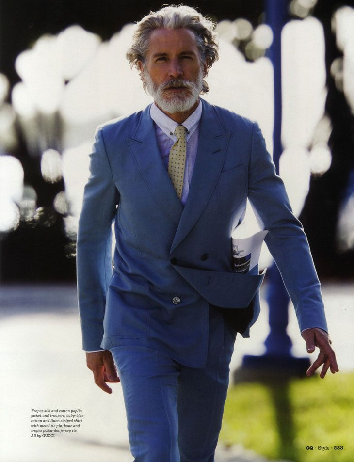 Aiden Shaw for GQ UK