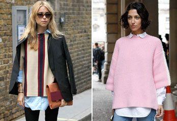 Image result for jumper blouse combo