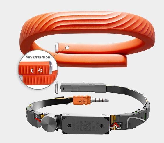 Обзор фитнес-трекера Jawbone UP24:здоровье в твоих руках / Носимая электроника