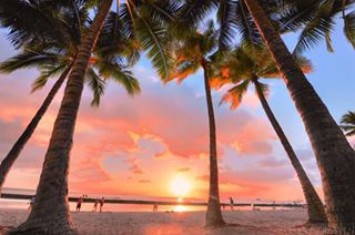 Beautiful sunrise :)