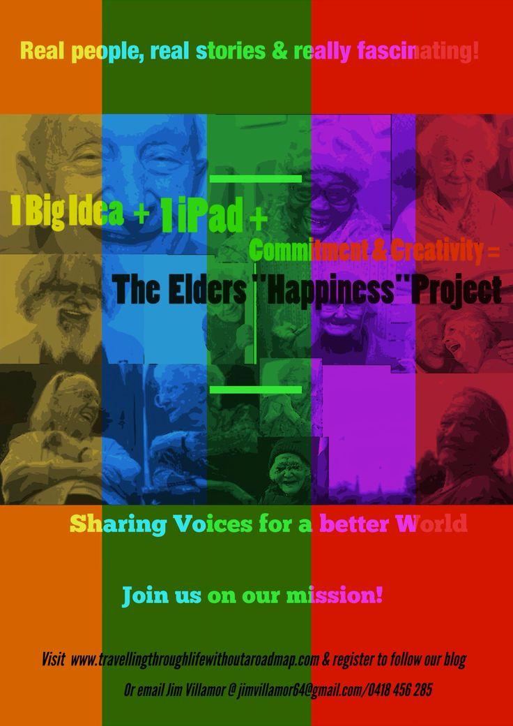 Join us & help make the world a better place!