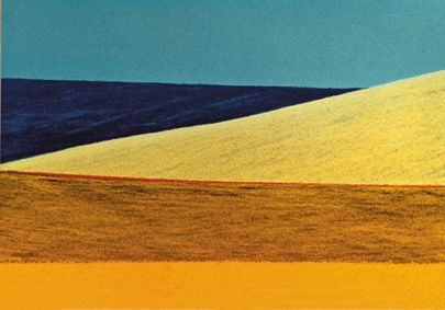 Italian photographer Franco Fontana