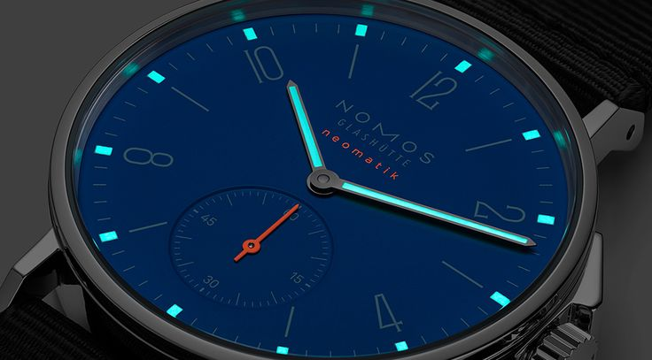 Making a splash: the Nomos Aqua collection has arrived |
