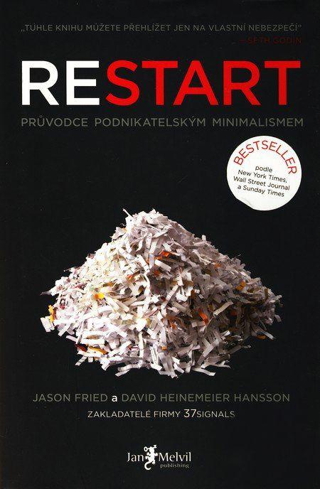 Restart (Jason Fried, David Heinemeier Hansson)