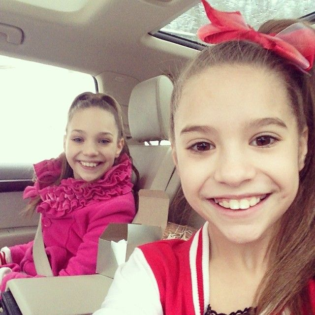 Dance moms Maddie and Mackenzie. | Dance moms | Pinterest ...