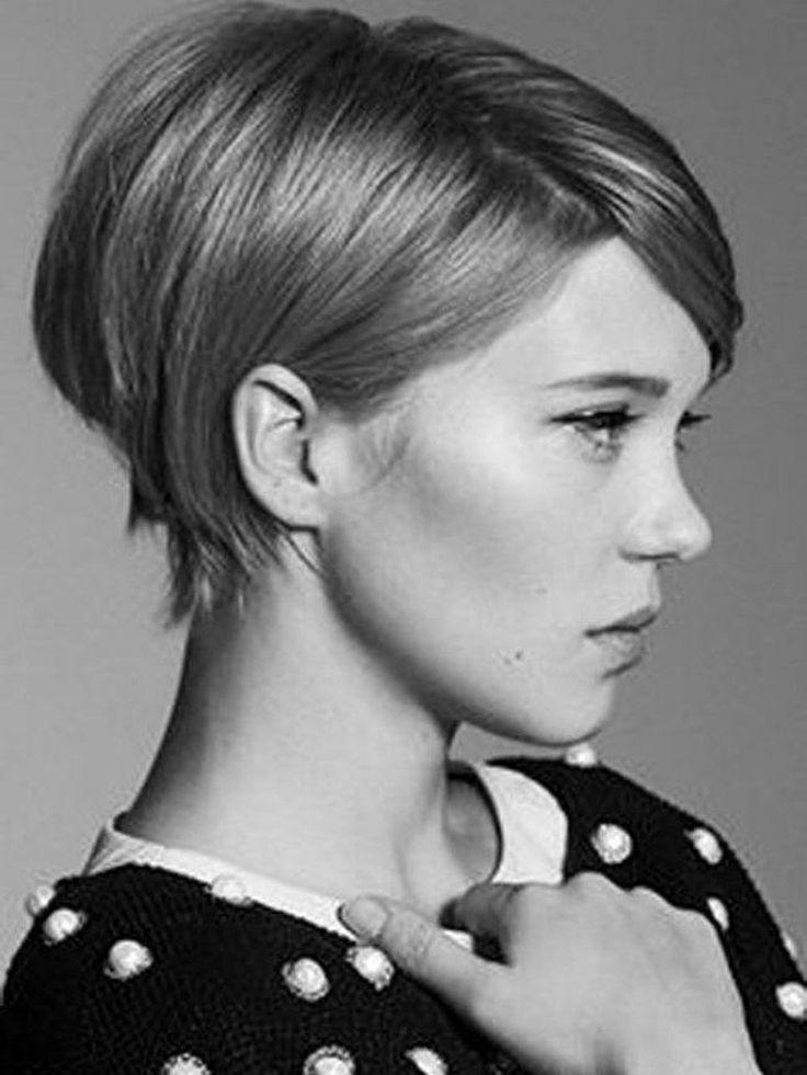 17 meilleures images propos de coupe sur pinterest for Lea michele coupe de cheveux