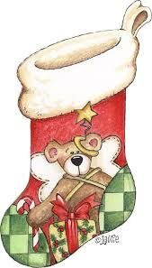 147 Best Christmas Stockings Images On Pinterest