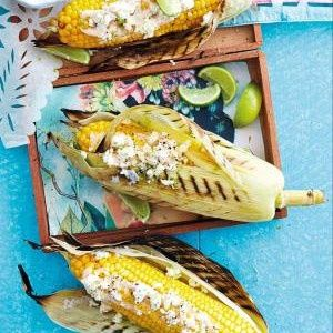 Braai-ready? Grilled Sweetcorn