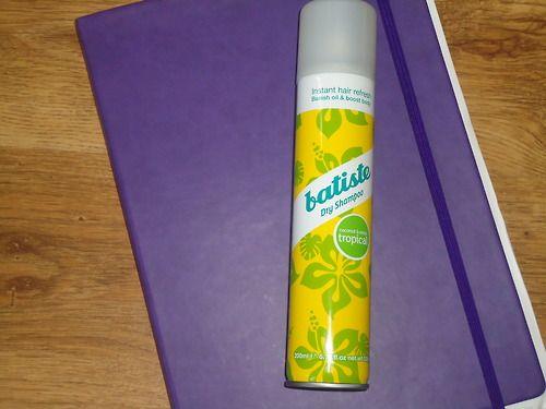 Dry Shampoo!