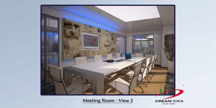 Dream Idea Interior Decoration, la nostra sede do Dubai