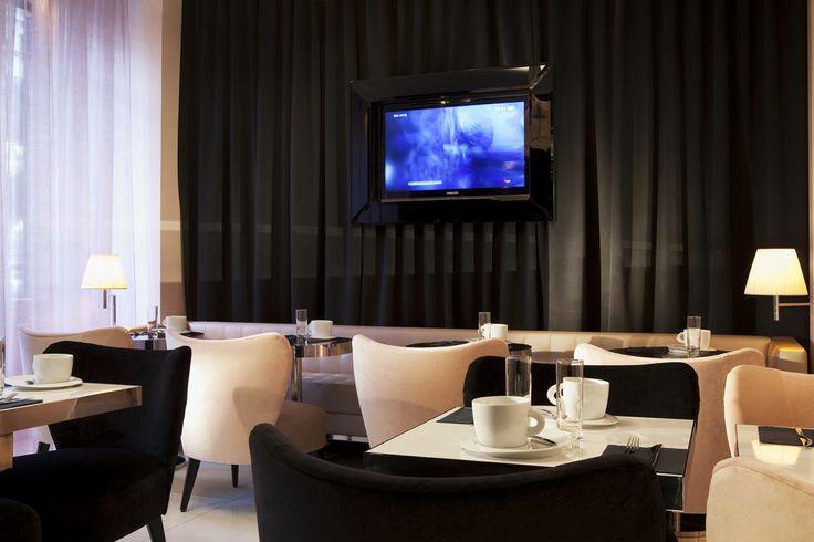 First Hotel Paris (Maranatha Hotels) - Restaurant de l'hôtel _ The hotel's restaurant