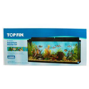 Top Fin 55 Gallon Aquarium Starter Kit | Aquariums | PetSmart