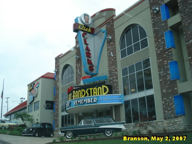 dick clarks american bandstand theater