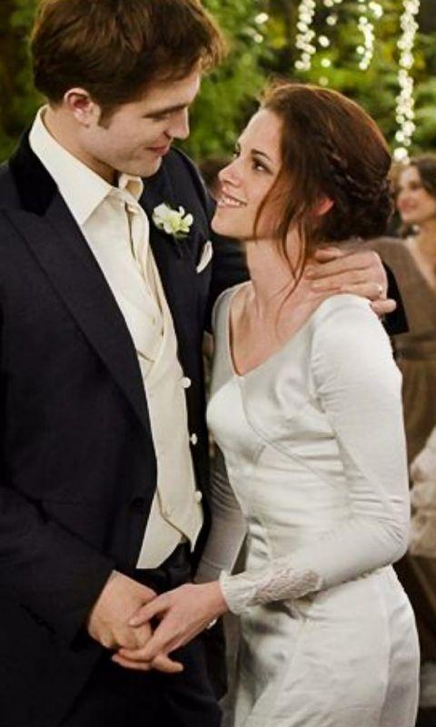 Twilight: Eclipse - Edward Cullen & Bella Swan (Robert Pattinson and Kristen…