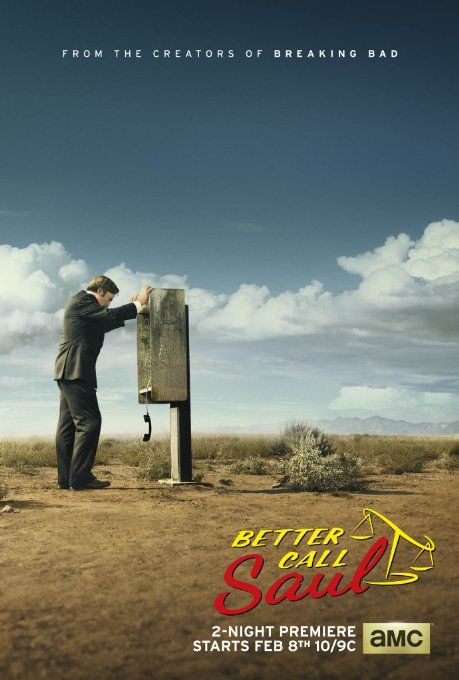 Better Call Saul (2015). Better than I ever expected. I'm hooked!
