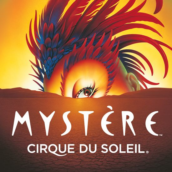 Mystère Cirque du Soleil Show Tickets in Las Vegas | BestofVegas.com