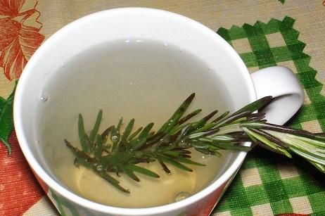Rosemary tea for circulation, liver, digestion, headaches and much more #healing #health
