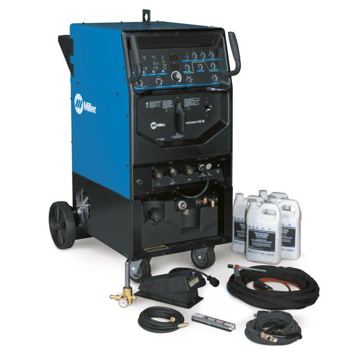 Miller Tig Welder | Miller Syncrowave 250 DX TIG Welder Package (951118)
