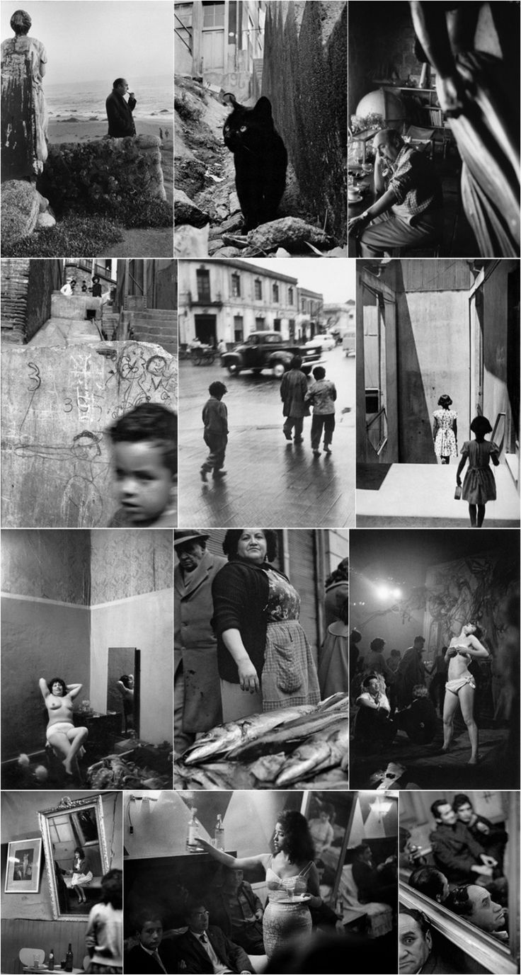 Chile by Sergio Larrain