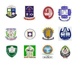 All Public University admission test information 2017-18 Bangladesh