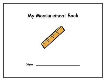 This 11 page measurement activity book is aligned with the second grade common core standards for measuring in inches and centimeters.  Children go...