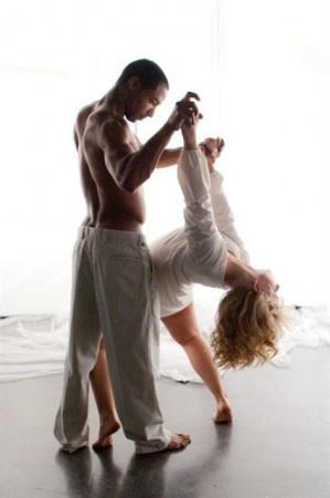 A Sensual Zouk Dance