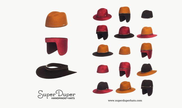 super duper handmade hats