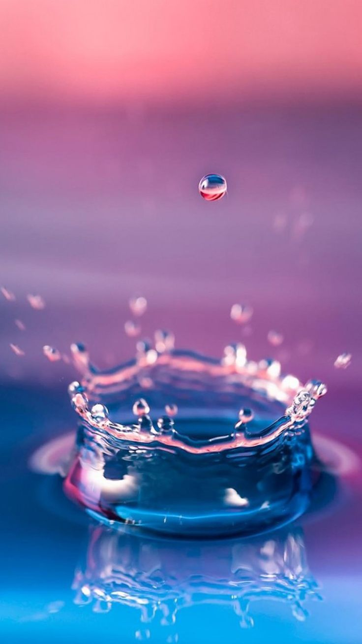 Free download Samsung Galaxy S5 Wallpaper - Water Drop