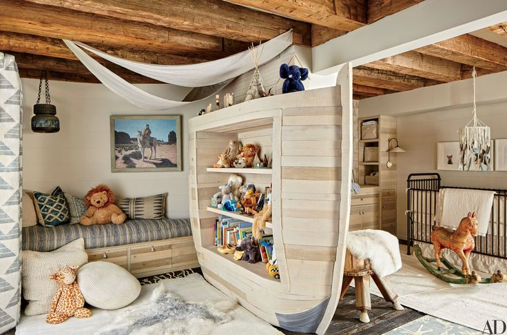 46 Stylish Kids Bedroom and Nursery Ideas Photos | Architectural Digest