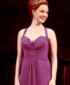 Sierra Boggess in Master Class