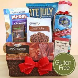 133 best gift baskets images on pinterest gift basket ideas gluten free gift basket 6999 negle Choice Image