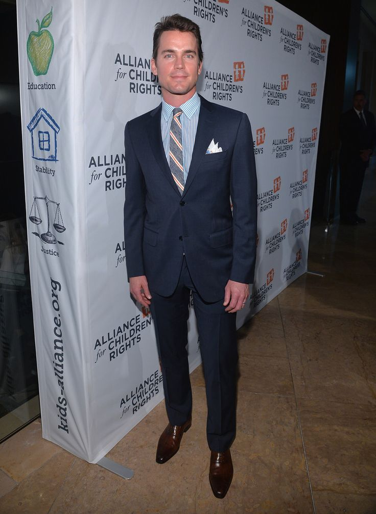 Matt Bomer Photos - Actor Matt Bomer arrives to The Alliance for Children's Rights 22nd Annual Dinner at The Beverly Hilton Hotel on April 7, 2014 in Beverly Hills, California. - Arrivals at the Alliance for Children's Rights Dinner