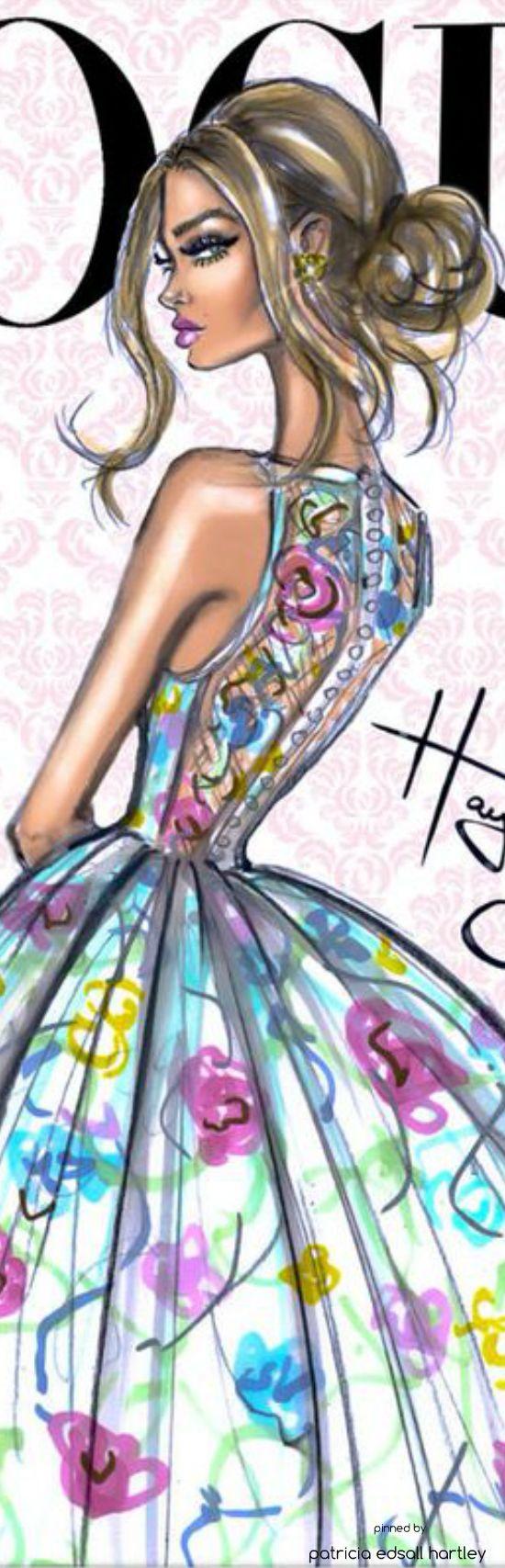 Hayden Williams ~ 'Floral Fantasy'