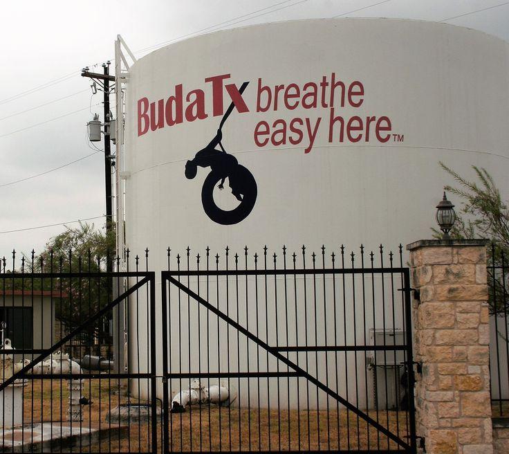 Buda, TX in Texas  Main St