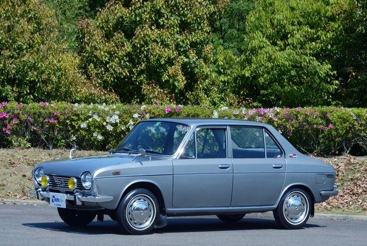 1967 Subaru 1000