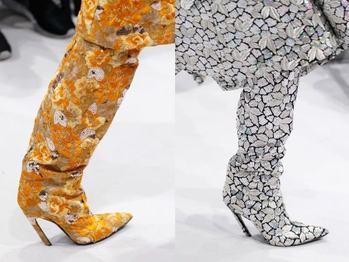 Модные сапоги этого сезона / Все для женщины