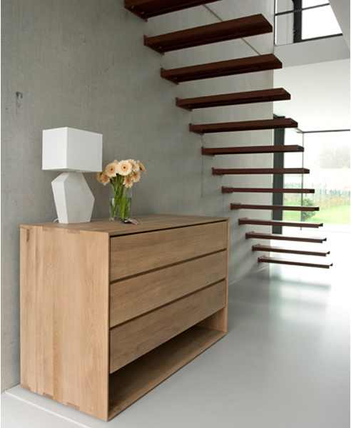 #Ethnicraft #Nordic #Chest #Of #Drawers