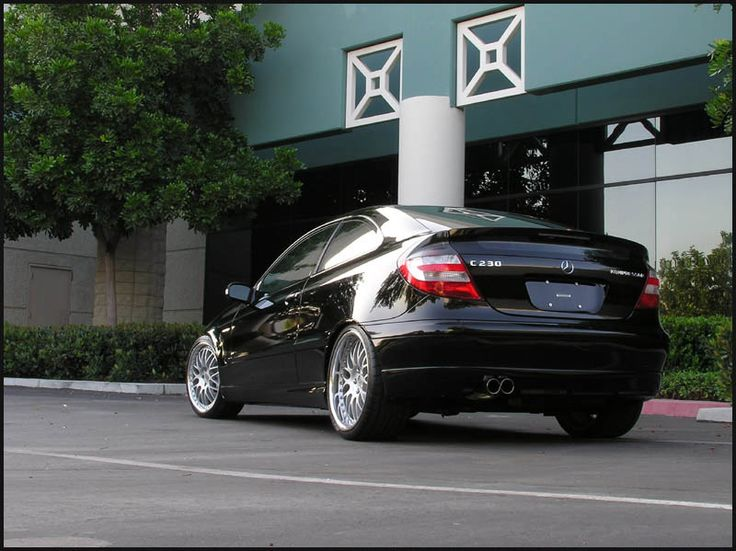 2002 Mercedes C230 Coupe  live life in the fast lane  Pinterest