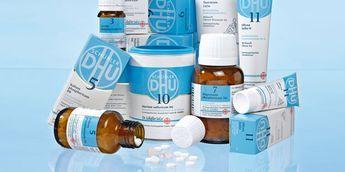 Blässe, Hautunreinheiten, brüchige Nägel: Schüßler-Salze für die Haut sind schnelle Fitmacher, SOS-Helfer und Naturpflege. Hier finden Sie die alle.