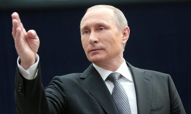 Paul Craig Roberts: Vladimír Putin - nejmocnější osoba na světě - InfoVojna
