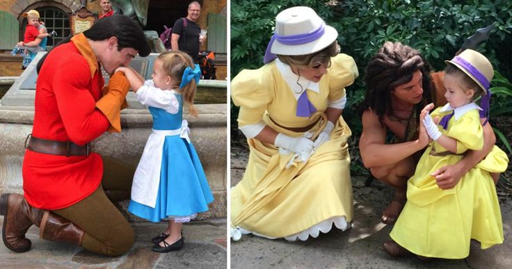Three-year-old Lane Rouch from Florida is an unofficial star attraction whenever she shows up at Orlando Disney World, thanks to her incredible Disney-like costumes that make her look like she sprung out of the cartoon fantasy settings of these make-believe worlds.   Credit, of course, goes to her crafty mum Jennifer Rouch, who has a passion and talent for creative costume-making made with materials sourced from thrift shops. Jennifer, who is a self-avowed Disney fan, apparently bought ...