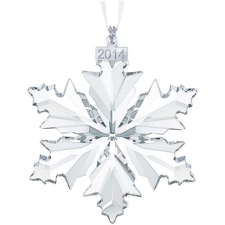 Swarovski 2000 Christmas Ornament Part - 20: Swarovski 2014 - Have