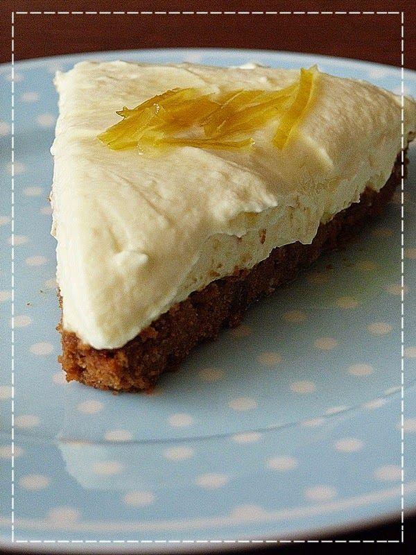 Citronový dort s Mascarpone