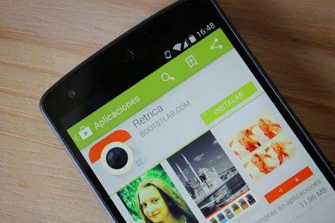 """Tá difícil tirar a selfie perfeita? Então conheça o novo app dp pedaço Já chegou pra Android o aplicativo """"Retrica"""", que te ajuda a tirar a ..."""
