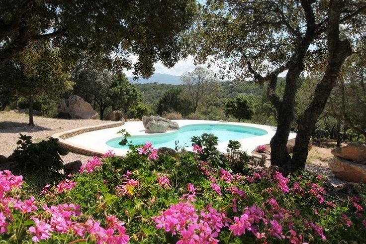 Villen mit Pool: Villa Stazzu Salice (6 Pers.) Sardinien (Palau, Olbia Tempio) - Eva-Sardinia.de