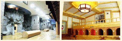 Jjimjilbang and Saunas in Korea: Daejeon, Manyeon Dong - Dongbangsak Leports