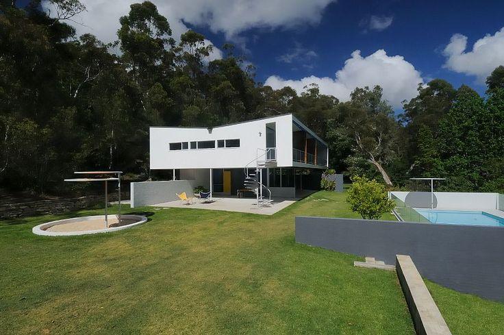 Harry Seidler & Associates: Brian Seidler House