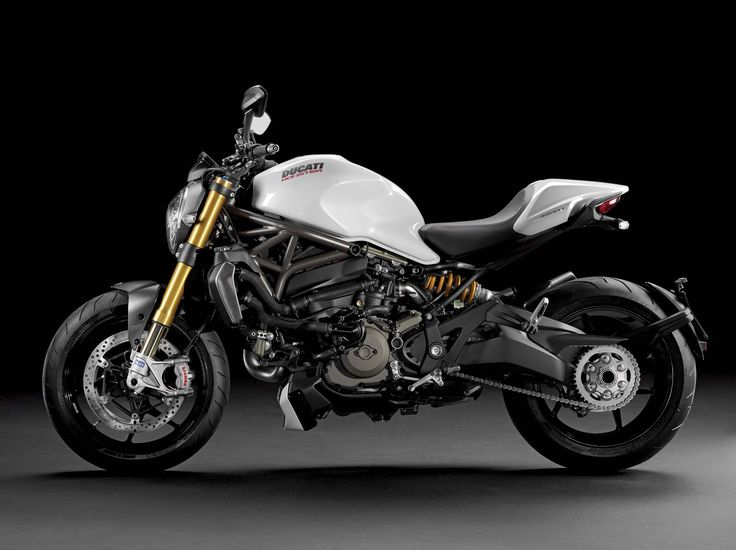 2014 Ducati Monster 1200 S   Moar Monster Photo